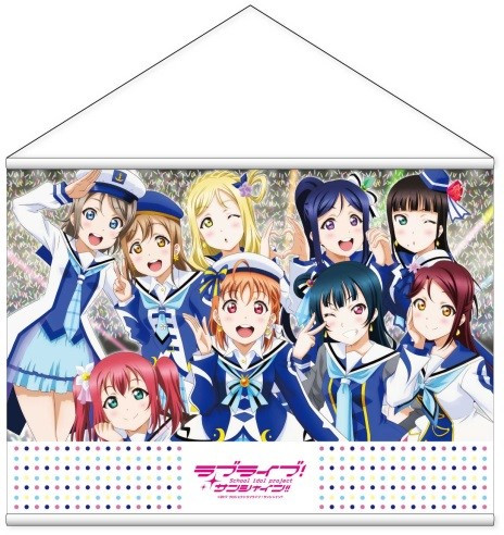 Love Live_poster