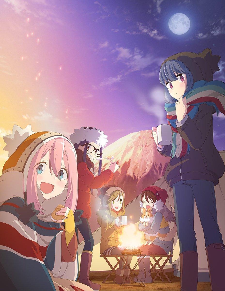Yuru Camp 01
