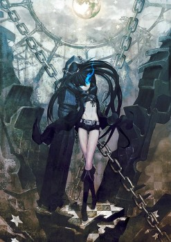 Z Black Rock Shooter bude RPG