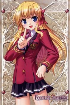 K manze Fortune Arterial bude přibaleno OVA