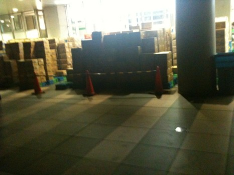 Obchody kolem Comiketu se připravují na válku