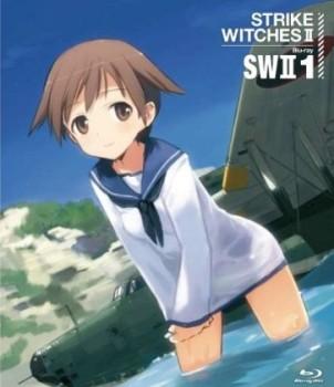 BR a DVD Strike Witches 2-ki