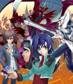 Promo video na anime Cardfight Vanguard