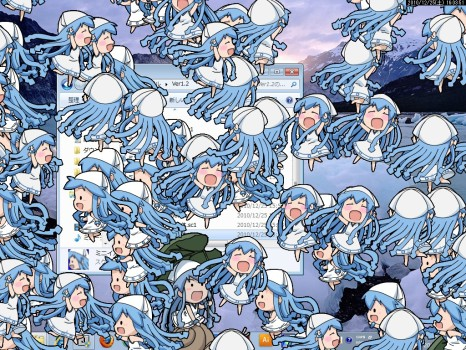 Pusťte si Iku Musume do počítače