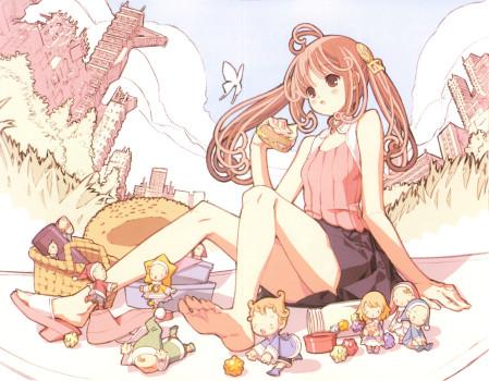 Chystá se anime verze novely Jinrui wa Suitai Shimashita