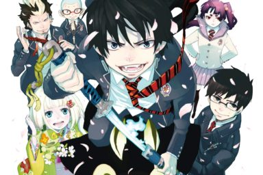 Nová reklama na anime Ao no Exorcist