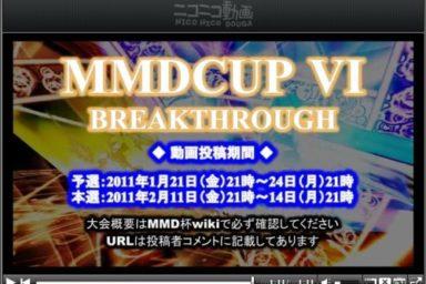 Výsledky 6. kola MMD poháru