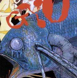 Hororová manga Gyo dostane anime