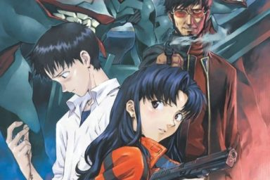 Manga NGE se vrátí v dubnu