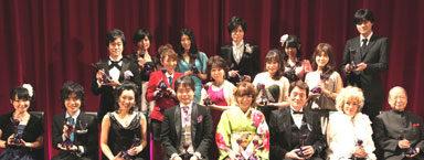 Výsledky pátého ročníku Seiyuu Awards