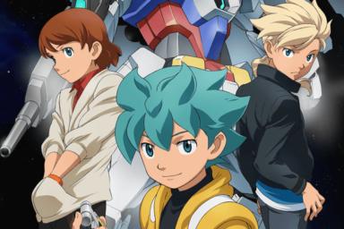 Upoutávka na novou Gundam sérii