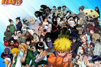 Naruto od Crew