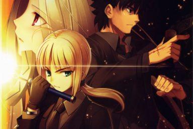 Sedm tématických TV spotů k Fate/Zero