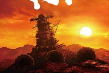 Nové Yamato anime po 30 letech