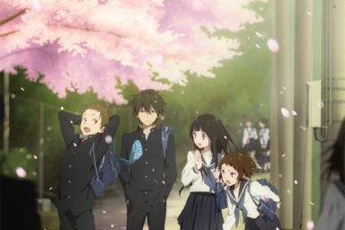Nové KyoAni anime Hyoka