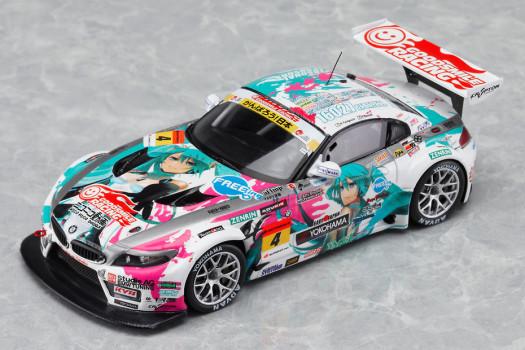 Model závodního speciálu GS Racing