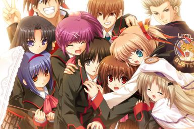 Ohlášena anime adaptace Little Busters!