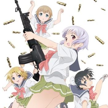 Trailer na anime o zbraních v otaku stylu