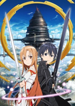 Upoutávka na chystané anime Sword Art Online