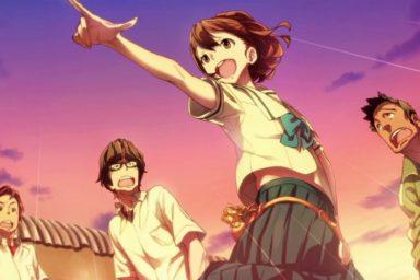 Anime adaptace novely od tvůrců Steins;Gate