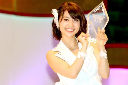 Vyhlášení výsledků 4. ročníku voleb AKB48