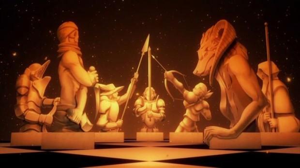 Šachová sada z Fate/Zero