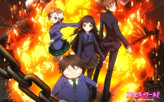 10 anime roku 2012, která fanoušky nejvíce zklamala