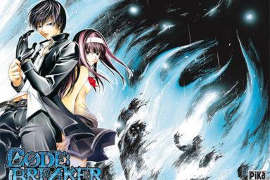 Upoutávka na podzimní anime Code:Breaker