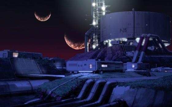 Představen trailer k Mass Effect: Paragon Lost