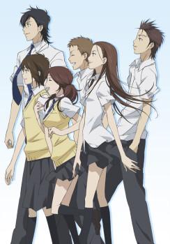 Více informací o anime adaptaci Say I love you