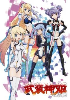 Podrobnosti o anime Busou Shinki