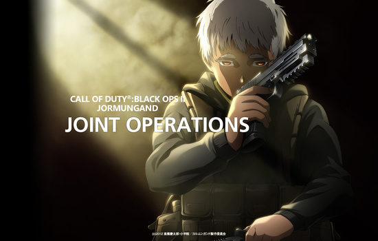 Call of Duty: Black Ops II + Jormungand