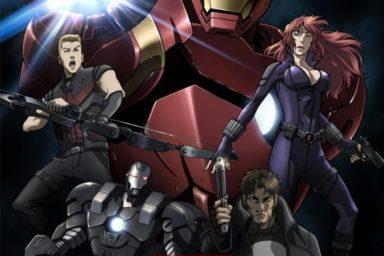 Další Marvel anime – Iron Man se vrátí