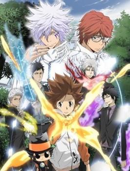 Manga Katekyo Hitman Reborn! končí