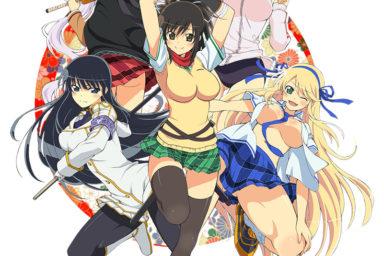Druhá upoutávka na anime Senran Kagura