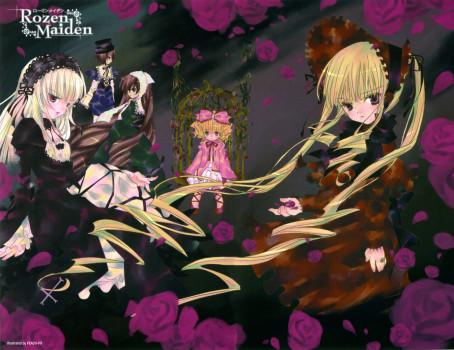 Ohlášen další anime projekt pro Rozen Maiden