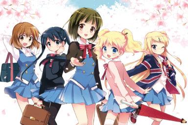 Další 4-koma dostane anime