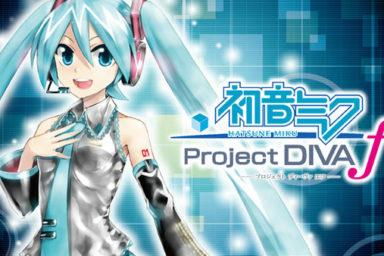 První promo video kHatsune Miku Project DivaF na PS3