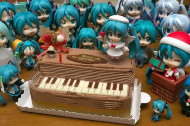 Veselé Vánoce s Hatsune Miku