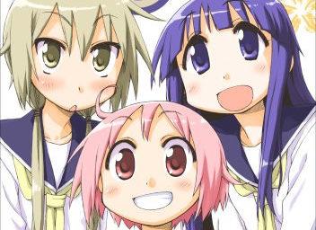 Oznámeno moe anime Yuyushiki