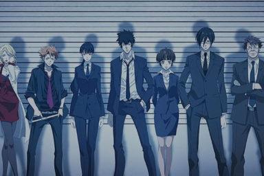 Vyhlášení top 10 podzimních anime