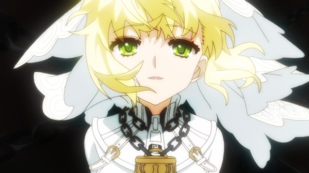 Shaftovský opening k Fate/Extra CCC