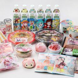 Sakura Miku kampaň ve FamilyMart