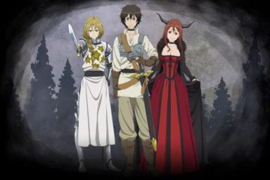 Top 10 anime zimy 2013