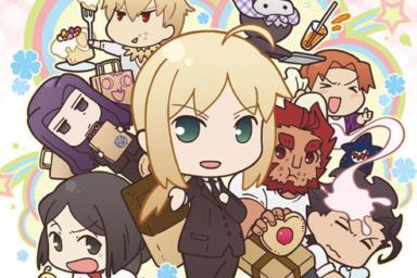 Komediální Fate/Zero Café 4-koma se dočká anime