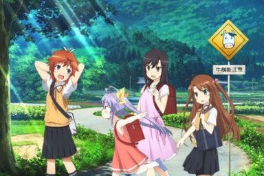 Anime adaptace Non Non Biyori