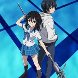 Strike the Blood od autora Asura Cryin' dostane anime adaptaci