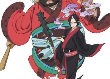 Oznámeno anime Hoozuki no Reitetsu