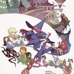 Anime financované s pomocí Kickstarteru