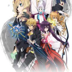 Upoutávka k anime Tokyo Ravens
